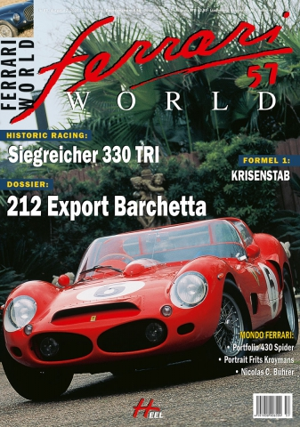 Ferrari World Ausgabe 57
