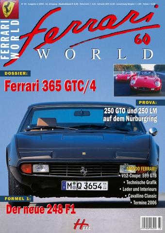 Ferrari World Ausgabe 60