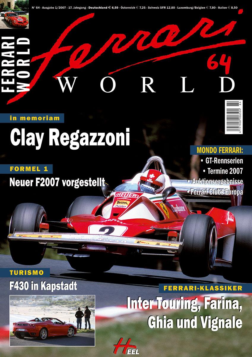 Ferrari World Ausgabe 64