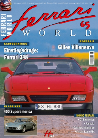 Ferrari World Ausgabe 65