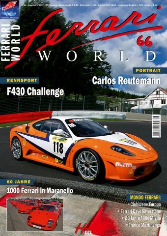 Ferrari World Ausgabe 66