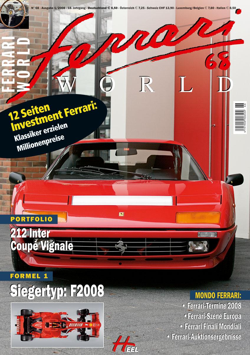 Ferrari World Ausgabe 68