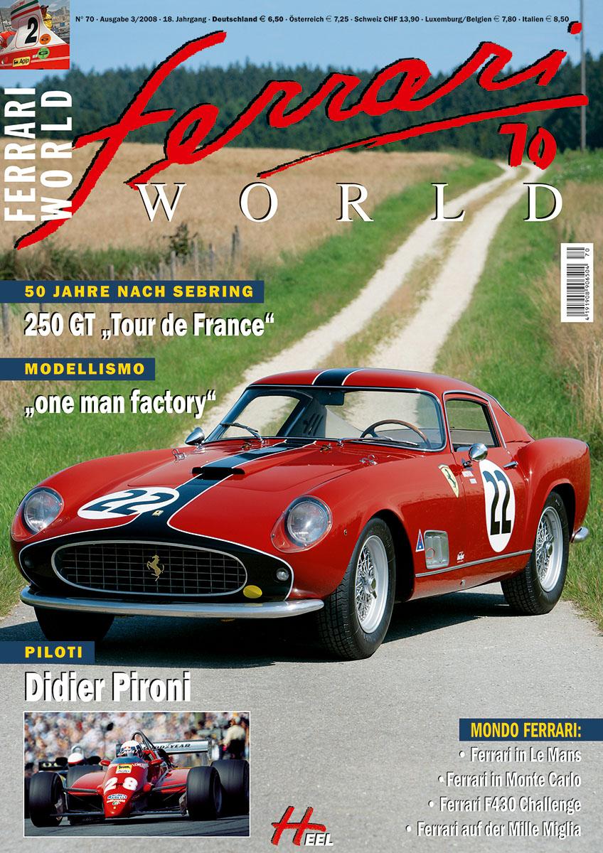 Ferrari World Ausgabe 70
