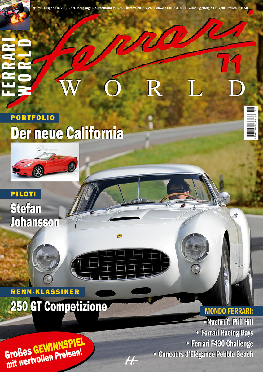 Ferrari World Ausgabe 71