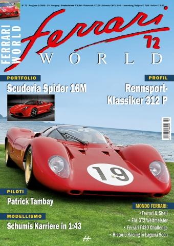 Ferrari World Ausgabe 72
