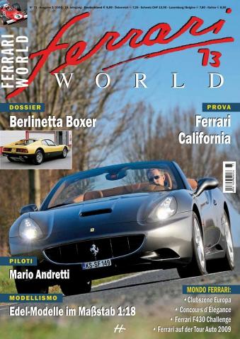 Ferrari World Ausgabe 73