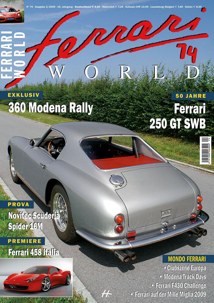 Ferrari World Ausgabe 74