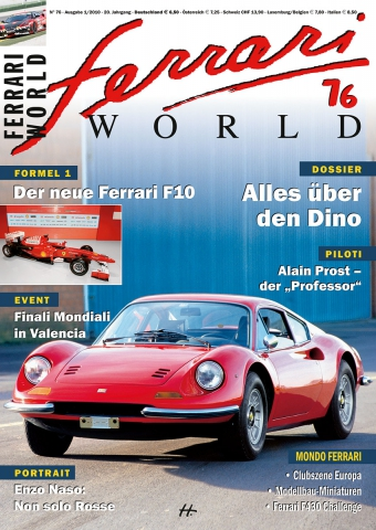 Ferrari World Ausgabe 76
