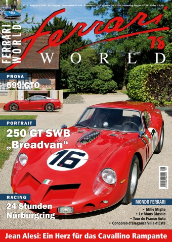 Ferrari World Ausgabe 78