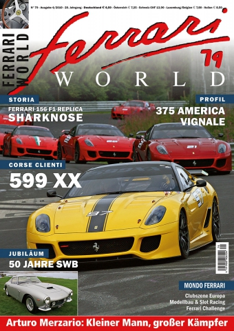 Ferrari World Ausgabe 79