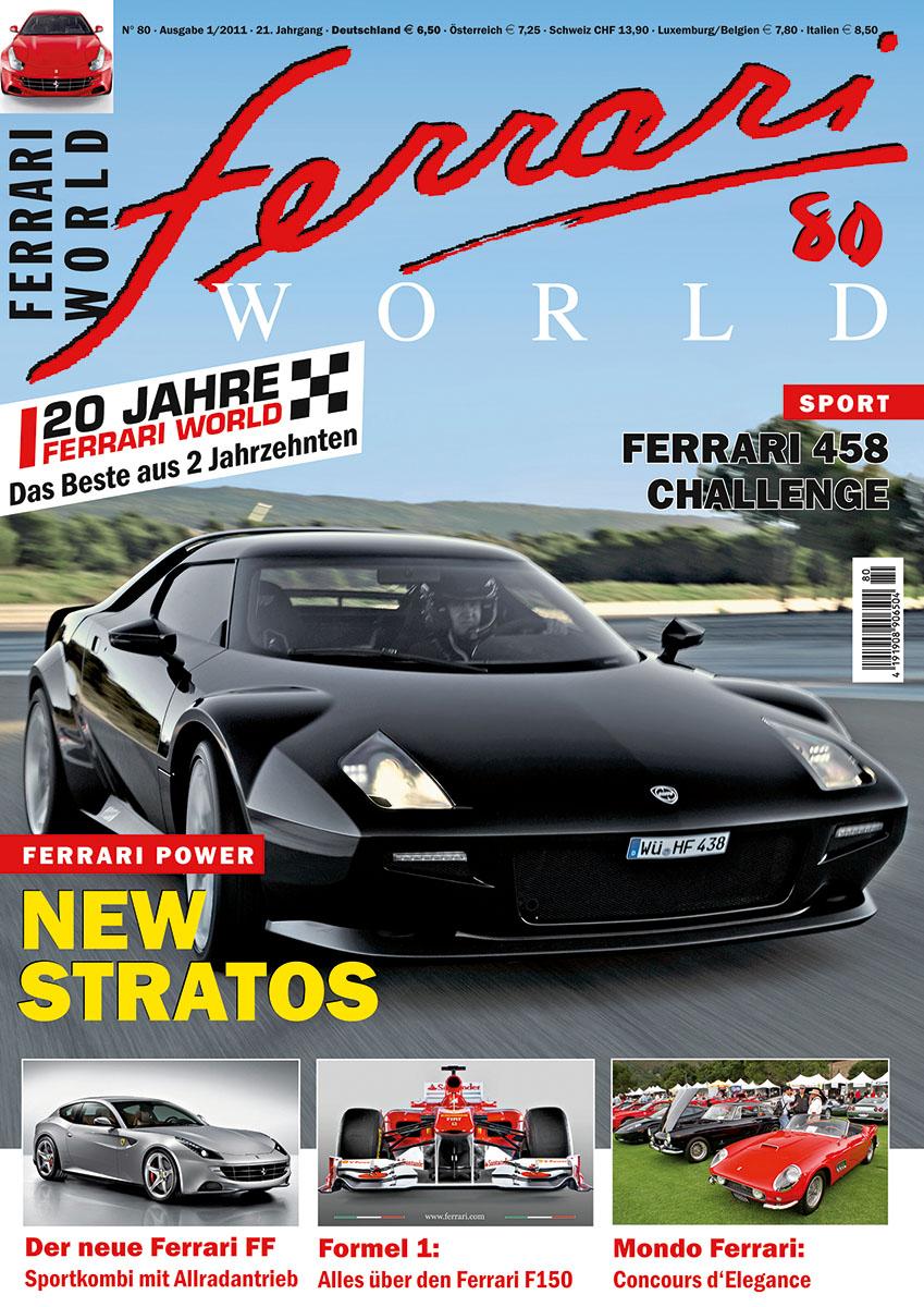 Ferrari World Ausgabe 80