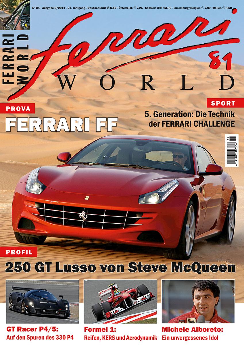 Ferrari World Ausgabe 81