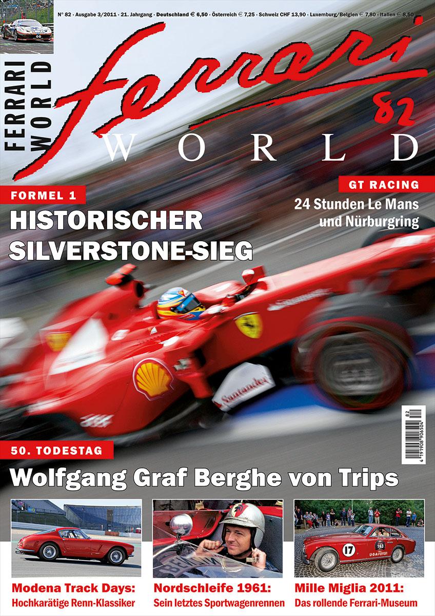 Ferrari World Ausgabe 82