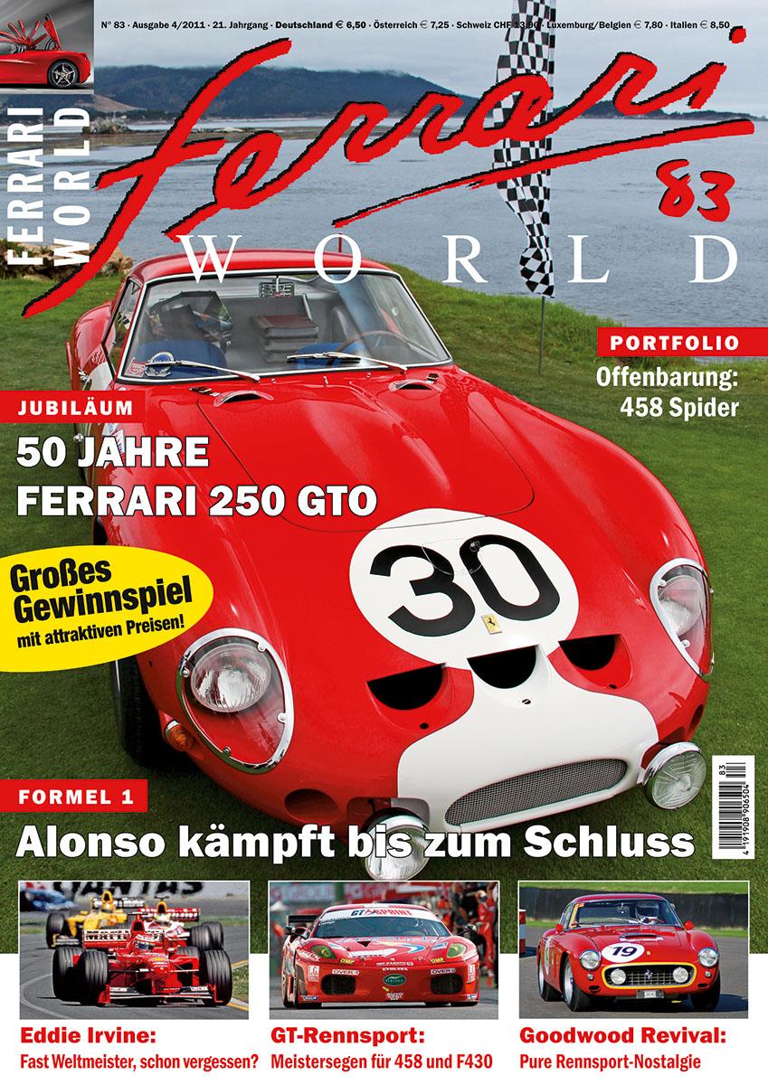 Ferrari World Ausgabe 83