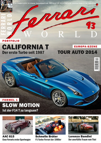 Ferrari World Ausgabe 93
