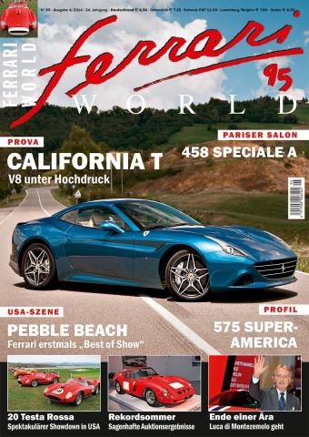 Ferrari World Ausgabe 95