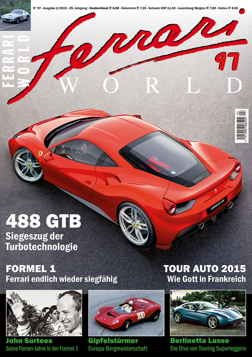 Ferrari World Ausgabe 97