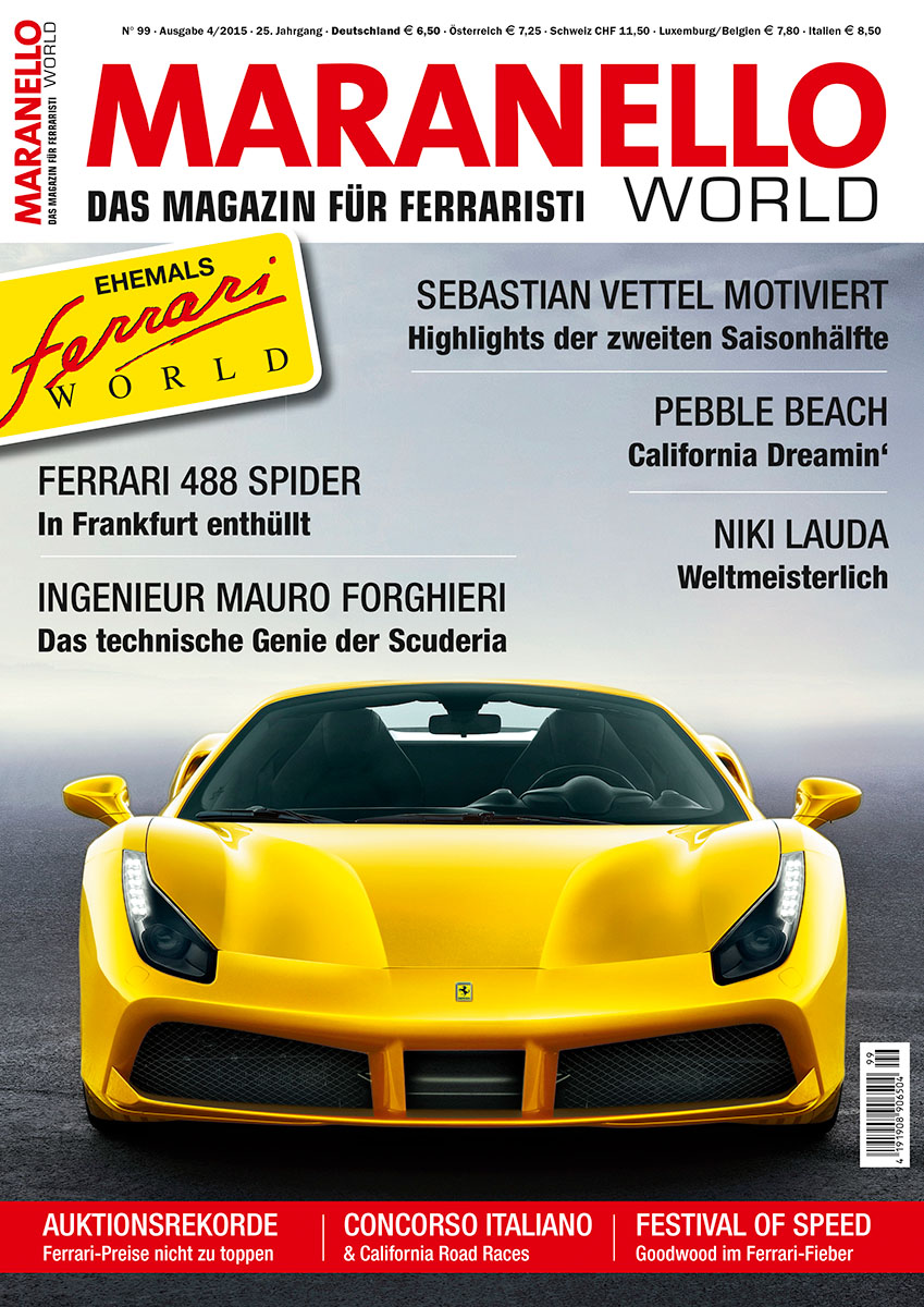 Maranello World Ausgabe 99