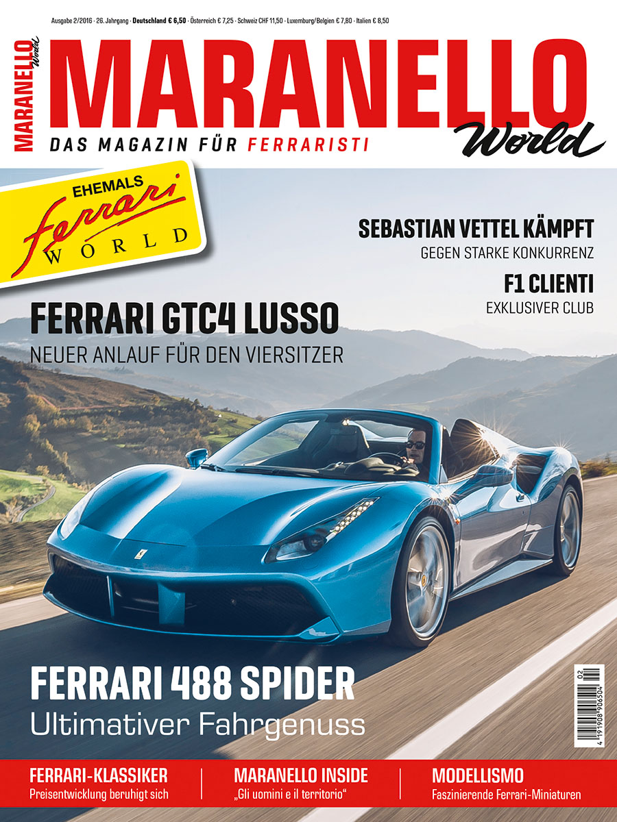 Maranello World Ausgabe 101