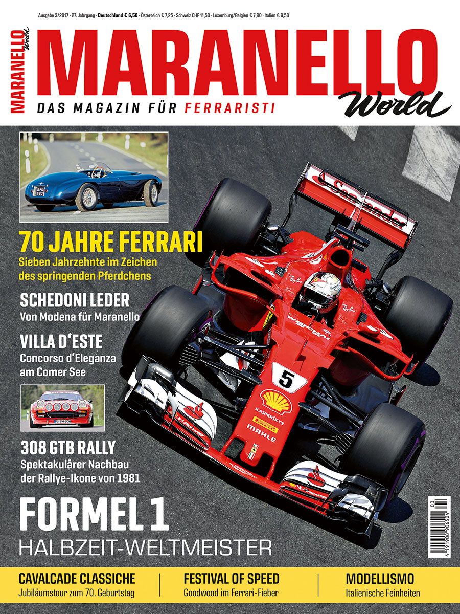 Maranello World Ausgabe 106