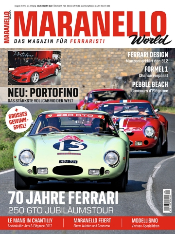 Maranello World Ausgabe 107