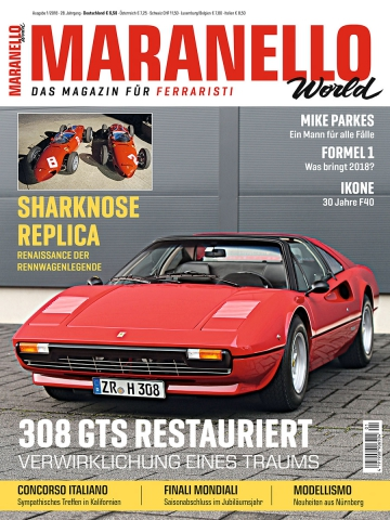 Maranello World Ausgabe 108