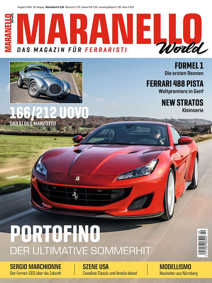 Maranello World Ausgabe 109