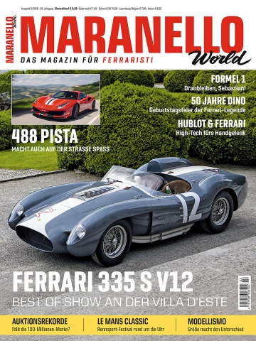 Maranello World Ausgabe 110