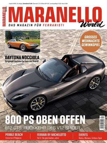 Maranello World Ausgabe 115