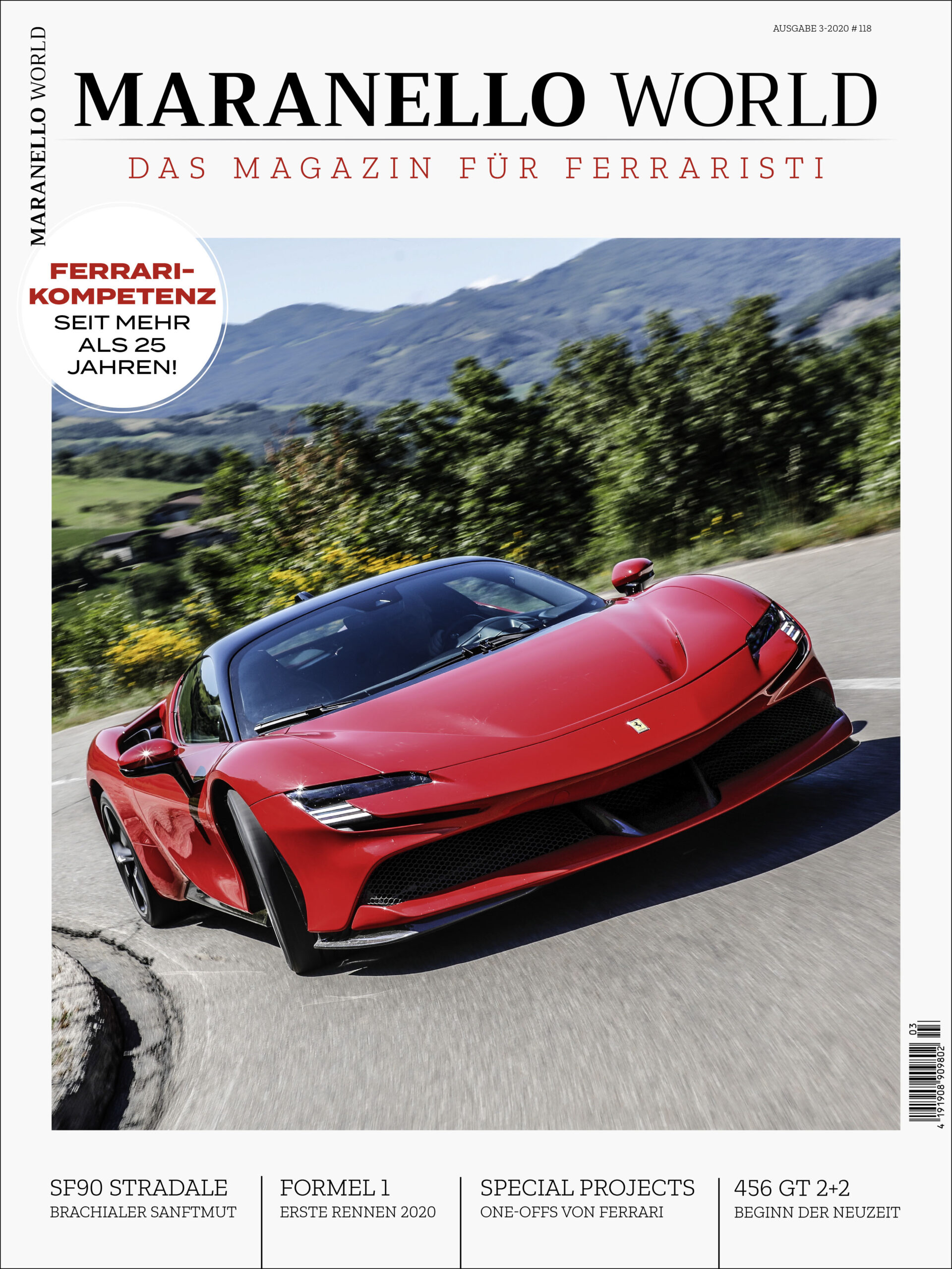 Maranello World Ausgabe 118