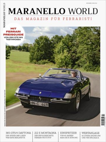 Maranello World Ausgabe 121