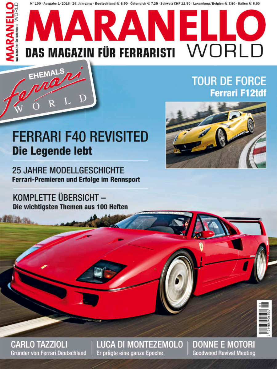 Maranello World Ausgabe 100