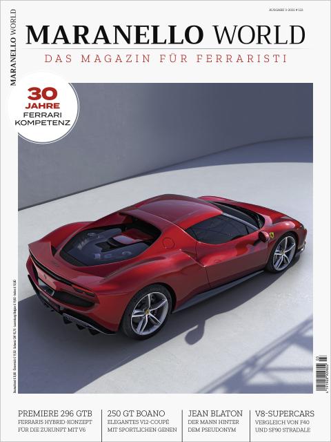 Maranello World Ausgabe 122