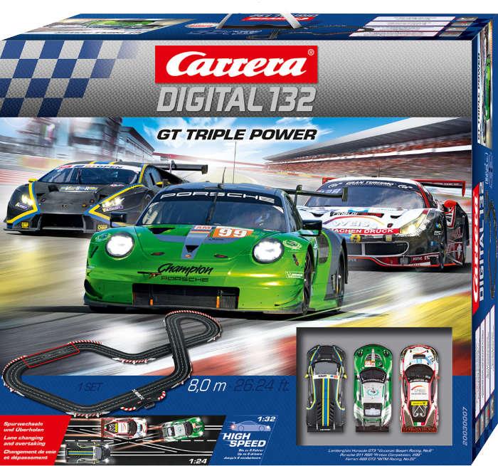 Carrera GT Triple Power