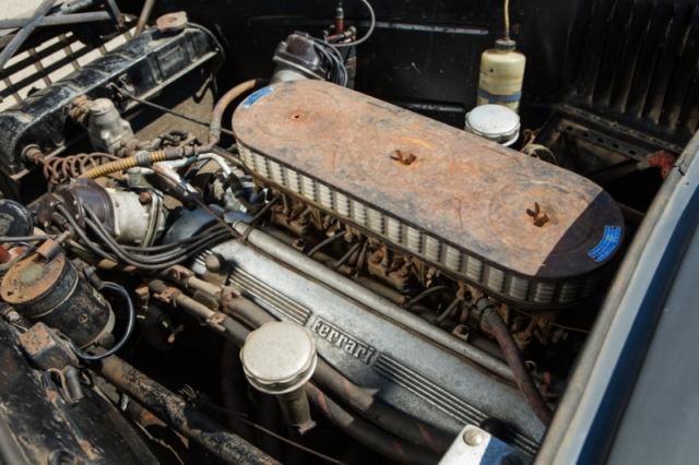Ferrari 250 Europa GT Motor